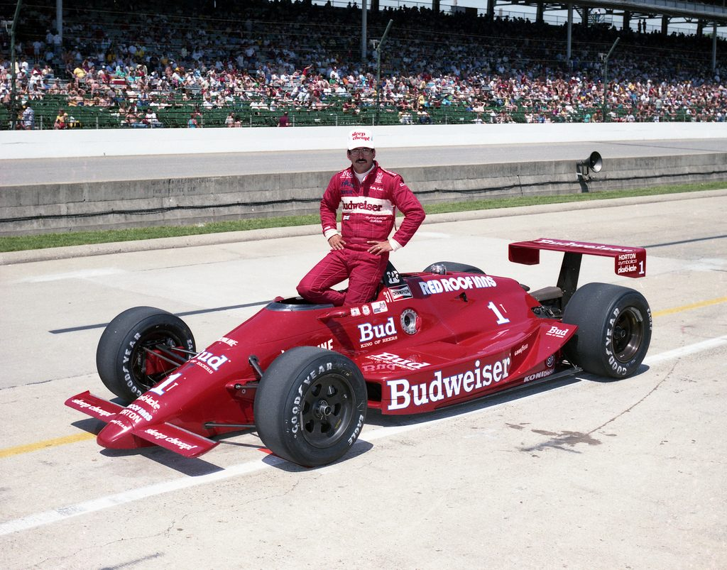 May 31 – Bobby Rahal Wins Indianapolis 500