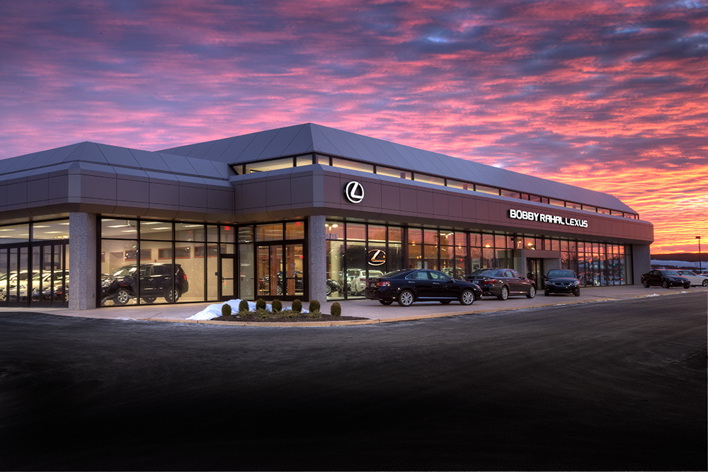 November – Bobby Rahal Lexus Constructs New Facility