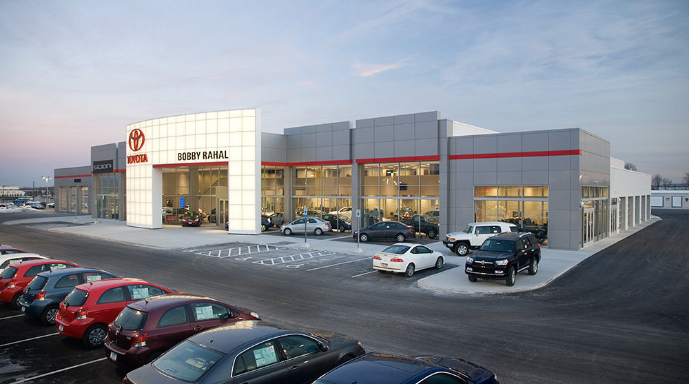 "<span class = ""time-line-date"">November</span><br>Bobby Rahal Toyota Constructs New Facility"