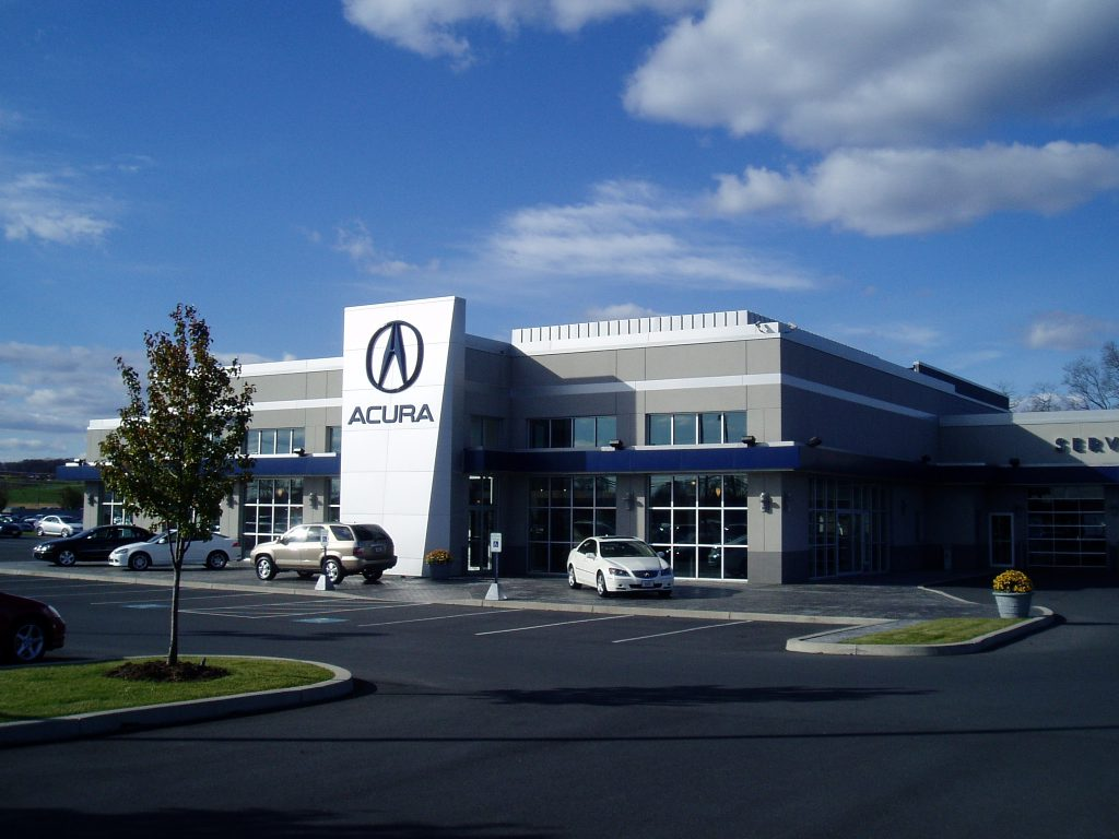 September – Bobby Rahal Acura Opens