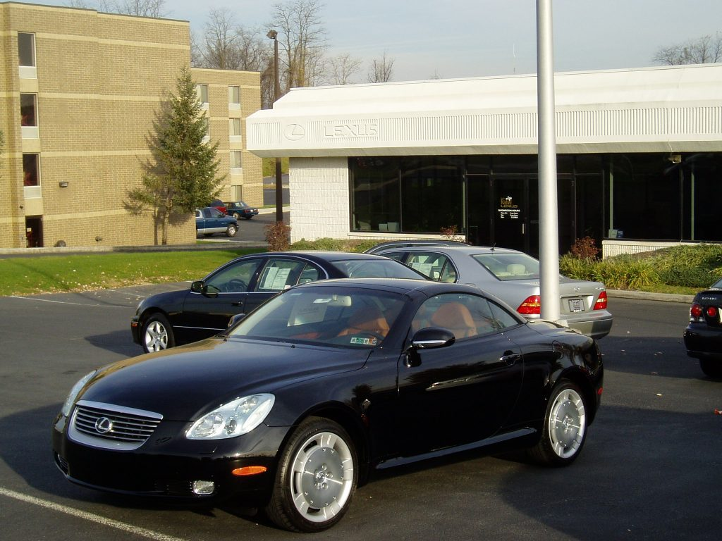 January – Bobby Rahal Lexus Opens