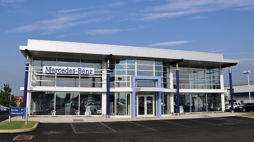 """<span class = """"time-line-date"""">September</span><br>Bobby Rahal Motorcar Company (Mercedes-Benz) Opens"""