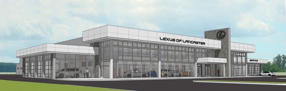 Coming Late 2020! – Bobby Rahal Lexus of Lancaster Under Construction!