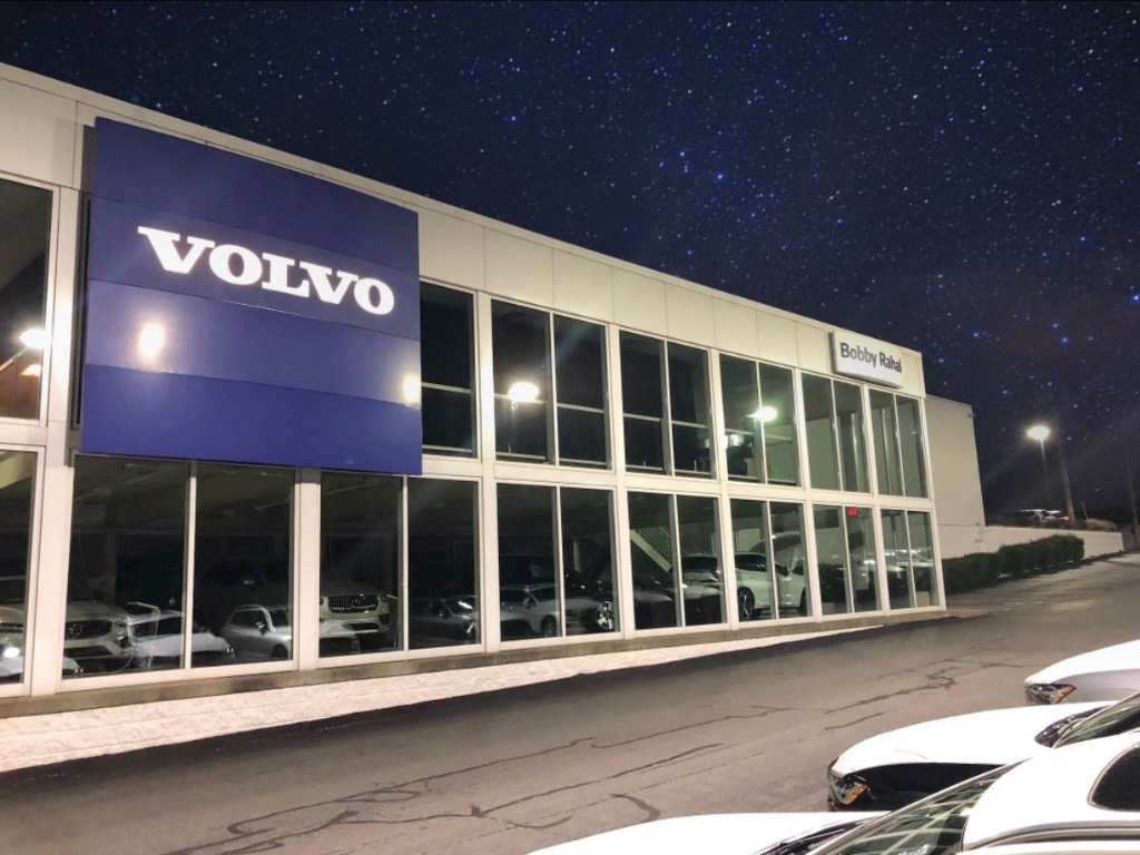 April – Bobby Rahal Acquires Bobby Rahal Volvo Cars South Hills (Formerly Bill Gray Volvo Cars)
